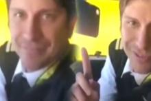 Mekke üzerinde uçarken müslüman olan Brezilyalı pilot