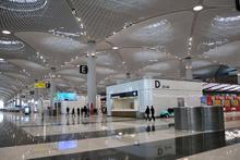 İstanbul Havalimanı'nda bir ilk: Güvenlikte üst seviye