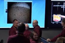NASA başardı: Mars kaşifi InSight sorunsuz iniş yaptı!