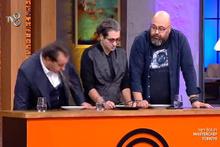 MasterChef'te Mehmet Sur'un yaptığı yemek jüriyi kusturdu!