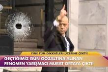 Gözaltına alınan fenomen yarışmacı Murat yine rahat durmadı!