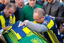 Koray Şener'in cenazesi Ali Koç'un eşliğiyle Kocaeli'ye getirildi...