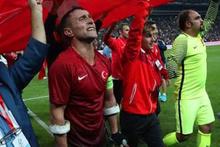 Dünya ikincisi olan Ampute Futbol Milli Takımı tarih yazdı