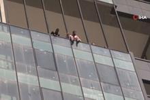 Ankara'da inşaat işçilerinden toplu intihar girişimi