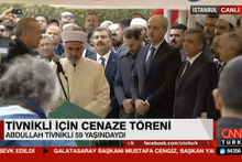 Abdullah Tivnikli son yolculuğuna uğurlandı!