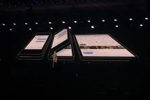 Samsung katlanabilir telefonu Infinity Flex Display'i tanıttı