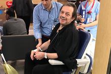'Aşk-ı Memnu' dizisinin Hilmi Bey'i Recep Aktuğ'dan kötü haber