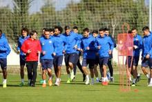Antalyaspor'un zirve isteği antrenmanlara yansıyor