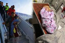 THY uçağında inanılmaz olay! 13 bin metrede doğum gerçekleşti