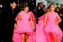 Jennifer Lopez galaya damga vurdu: Açılın kraliçe geliyor