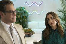 Ünlü dizi oyuncusundan ahlaksız ilişki için akıllara zarar ödeme