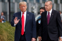 Erdoğan ve Trump arasında kritik görüşme!