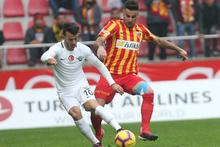 Kayserispor Akhisar'ı yendi: Tehlikeli bölgeden uzaklaştı!