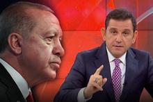 Erdoğan'ın sert sözlerine Portakal'dan yanıt geldi!