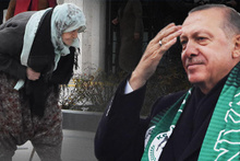 Erdoğan, 100 yaşındaki Müzeyyen Nine'nin isteğini kırmadı