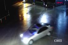 Drift yapan sürücüye 5 bin lira ceza