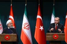 Erdoğan Ruhani'nin yanında açık açık söyledi