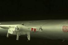 Drone ile uçak kanadının çarpışmasını test edildi sonuç ise şaşırtıcı
