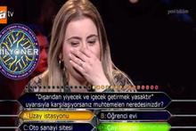 Milyoner'de yarışmacı elendiği soruyla pes dedirtti
