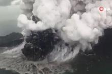 Endonezya'da yeni bir tsunami uyarısı