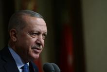 Cumhurbaşkanı Erdoğan: 'Demek ki bu zatın kafasında başka bir demokrasi tarifi bulunuyor'