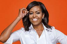 Michelle Obama, Hillary Clinton'u 17 yıllık tahtından indirdi