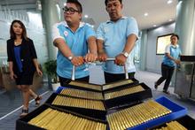 Çin işi altın bakırı altına dönüştürdüler