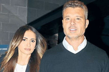 Sadettin Saran ile Emina Jahoviç aşkı bitti yeni yıla ayrı giriyorlar