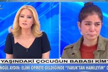 Müge Anlı'da Birgül'ün kan donduran itirafı: 17 yaşında tecavüze uğradım!