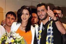 Fenerbahçe'ye eski golcüsü Guiza'nın eşinden sürpriz teklif
