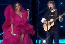 Beyonce'nin sahne kostümü dalga konusu oldu