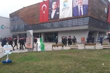Çukurova Belediyesi'nde silahlı saldırı