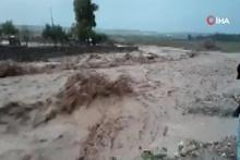 IKBY'de sel felaketi: Baraj çöktü