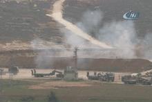 Helikopterin düşürülmesinin ardından bölge bombardımana alındı