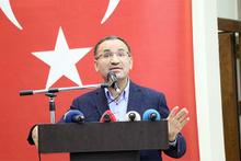Başbakan Yardımcısı Bozdağ, Aksaray'da