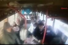 Adana Otobüs şoföründen şehit annesine küstah yaklaşım