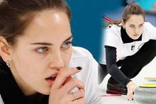 Gören Angelina Jolie sanıyor! Rus sporcu, güzelliği ile nefes kesti