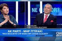 Ak Partili Metin Külünk'ten dikkat çeken Kılıçtaroğlu iddiası