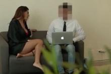 Nışanlısını seksi modelle yatak odasında bastı! Sonrası olay...