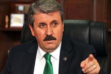 Mustafa Destici: 'Biz uzlaşma arıyoruz, ittifakta uzlaşı var'