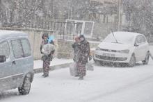 İstanbul'a kar ne zaman gelecek hafta sonuna dikkat
