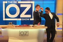 'Dr. Oz Show'da Nusret rüzgarı!