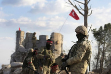 TSK Afrin'e merhametini de götürdü
