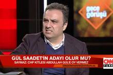 Gürkan Hacır: Abdullah Gül 'aday olmayacağım' demedi