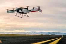 Uçan taksiler gerçek oldu! İlk denemeler başladı