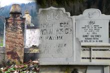 Yüz yıllık vasiyet geleneği! Mezar taşlarına bakın ne yapıyorlar?
