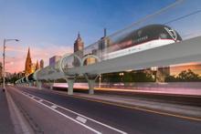 Hyperloop'un prototipi görücüye çıktı