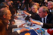 CHP 36. Olağan Kurultayı'nda Mükerrer imza tartışması olay yarattı