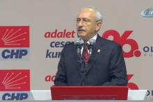 Kılıçdaroğlu 790 oyla yeniden CHP'nin genel başkan olarak seçildi