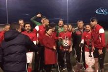 Ampute Milli Takımı, İtalya'da şampiyon oldu